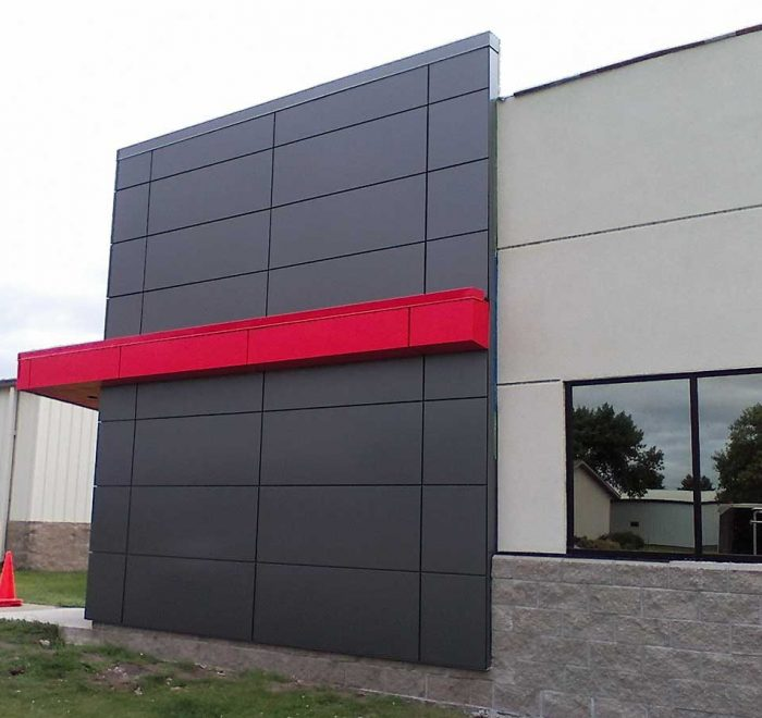 Composite Rain Screen Systems