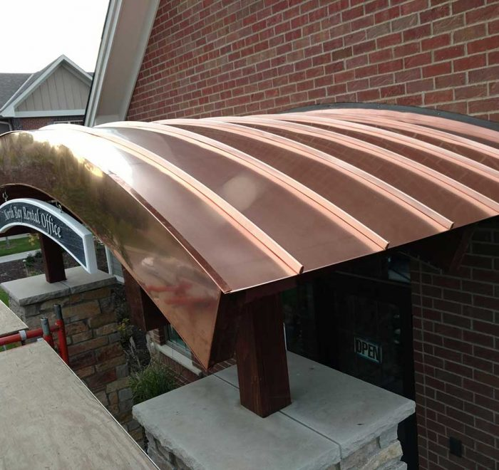 Copper Material Projects