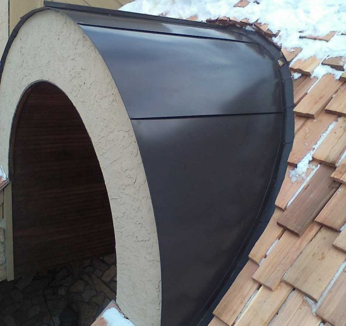 Barrel Roof