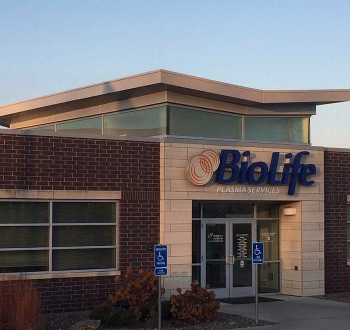 Bio Life Plasma Services