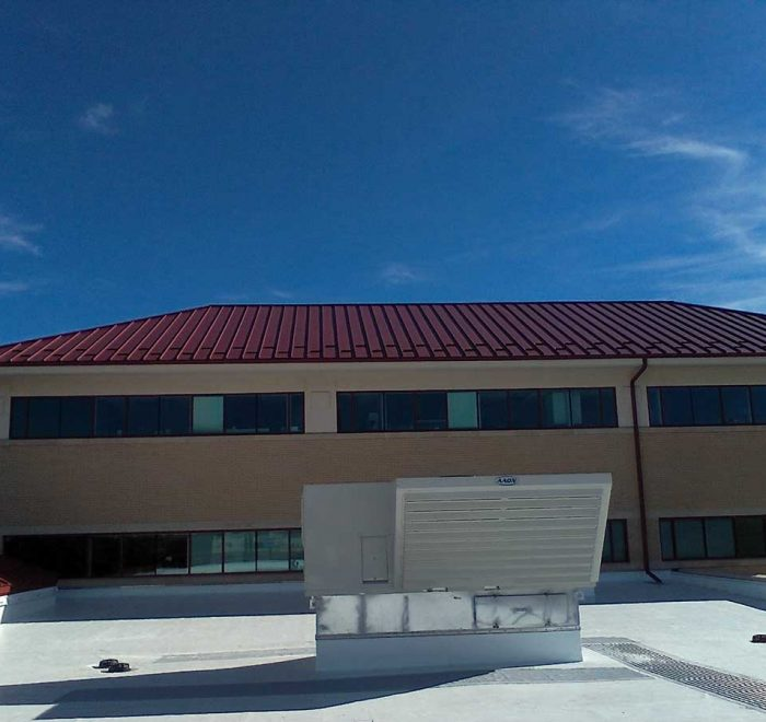 Standing Seam Panel Projects